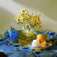 Зелёный чай весны... :: Валентина Колова