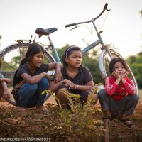 дети, Камбоджа, 2015 :: Максим Горбунов