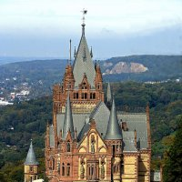 Замок из сказки :: Alexander Andronik