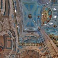 Своды Воскресенского собора :: Nikolay Monahov