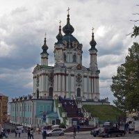 S. Andrey Church :: Roman Ilnytskyi