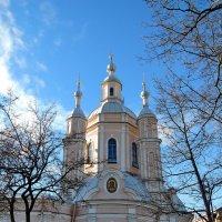 Церковь Трех Святителей :: Андрей Козов