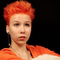 Апельсиновая :: Светлана Овсянникова