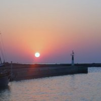 В нашу гавань заходили корабли :: Светлана Бажанова