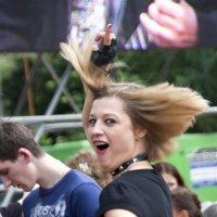 "рок-фестиваль ""Дорога жизни"". 2014 :: Светлана Овсянникова"