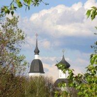 Великие Луки - майский вечер... :: Владимир Павлов
