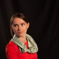 Фотосессия In red :: Клиентова Алиса
