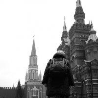 туристка :: Владимир Гулевич