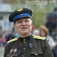 КОЛЛЕГА. ОЖИДАНИЕ ПОЕЗДА ПОБЕДЫ :: Валерий Викторович РОГАНОВ-АРЫССКИЙ