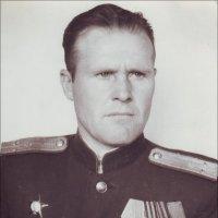 Ветеран Великой Отечественной войны Николай Мордасов :: Нина Корешкова
