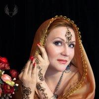 Нотки Индии... :: Райская птица Бородина