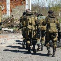 Уходим в бой :: Дмитрий Арсеньев