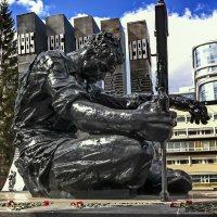 Екатеринбург. Памятник афганцам :: Надежда Середа