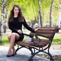 Весна, романтика, Иринка :: ferro