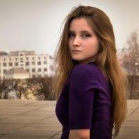 Фотопортрет деушки... :: Никита Заболотский