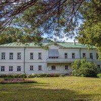 Дом Л.Н.Толстого. Ясная Поляна :: Anastasia Bozheva