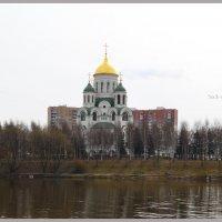 Храм Преподобного Сергия Радонежского в Солнцево :: Мария Соколова