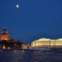 Лунный вечер :: Наталья Левина