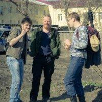 Мужики :: Сергей Черепанов