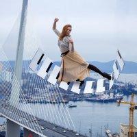 музыка над мостом :: Татьяна Бикетова
