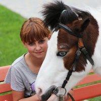 Я люблю свою лошадку :: Alexander Varykhanov