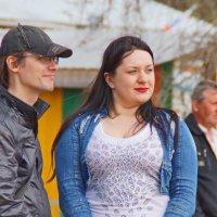 На деревенском празднике :: Валерий Симонов