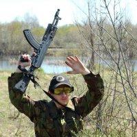 Руки вверх :: Дмитрий Арсеньев