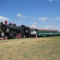 Санитарный поезд :: Вера Щукина
