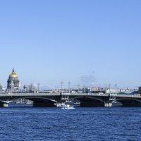 Благовещенский мост :: Ксения K.E. Шатохина