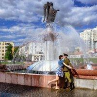 Весна)фонтан :: Вячеслав