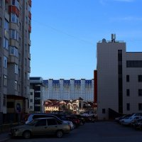 Дома городов :: Виктор Коршунов
