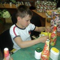 Дети творят с удовольствием! :: Ольга Кривых