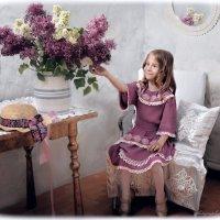 Букет  сирени :: Olga Zhukova