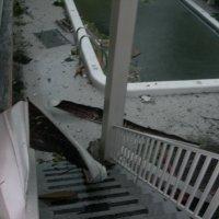 Наша лестница после урагана :: Владимир Смольников