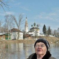 Жизнь длинною в реку. :: Святец Вячеслав