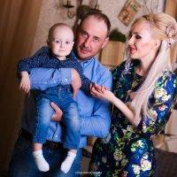 Роман, Анастасия и Ярославчик :: Валерия Стригунова