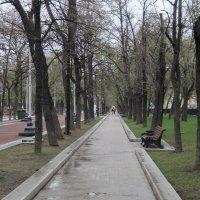 На Тверском бульваре :: Маера Урусова