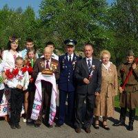 На встречу Дню Победы :: Арина Минеева