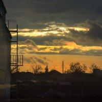 Вид из окна :: Игорь Хворостян
