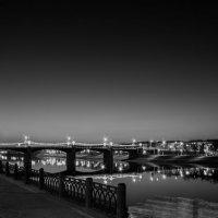 Тверь.Мой город ночью. :: Aleksandr Ponomarenko