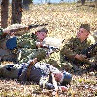 Военно-историческая реконструкция. :: Nataliya Belova