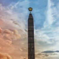 Обелиск на площади Победы :: Tatsiana Latushko