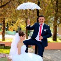 Летняя свадьба :: Дмитрий Фотограф
