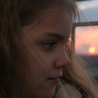 Мысли на закате... :: Андрей Новосёлов