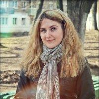Прогулка в парке :: Лилиана Либер