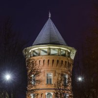 Водопроводная башня :: Василий Либко