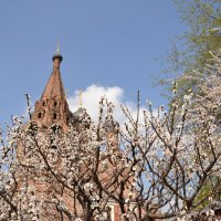 Весна на Крутицком подворье :: Владимир Болдырев