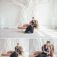 Белое древо :: Анна Тернова