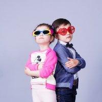 модные дети :: Оксана Чепурнаева
