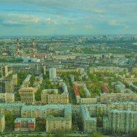 Мне сверху видно все! :: Александр Сивкин